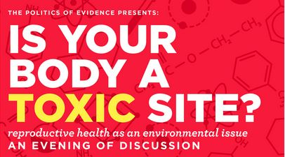 is your body a toxic site evening discussion