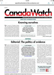 Canada Watch
