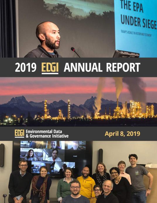 EDGI annual report 2019